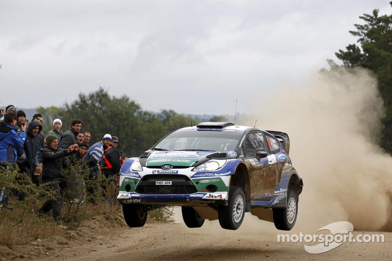 Ford Rally Argentina day 2 summary