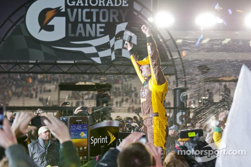 Winner Kyle Busch and other Toytoa drivers discuss Richmond race