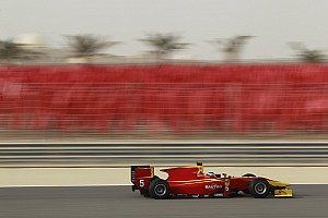 Racing Engineering Bahrain II qualifying report