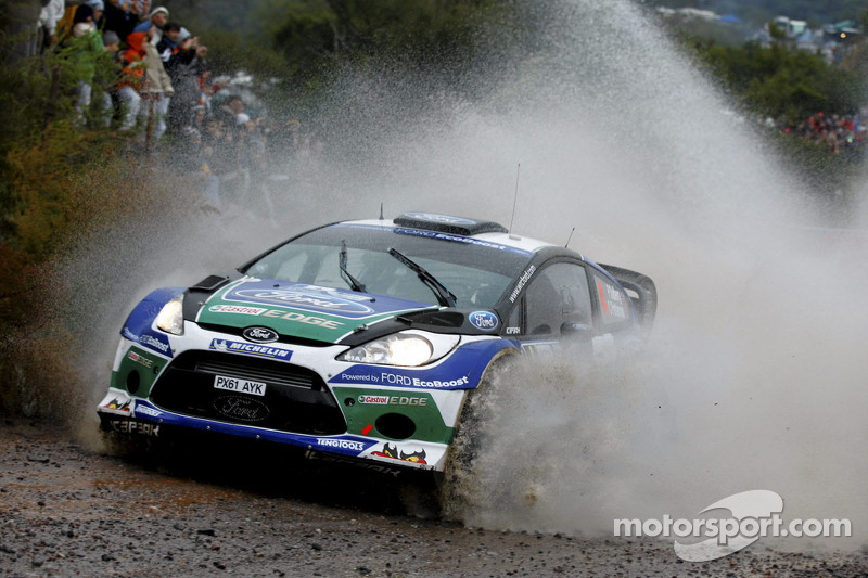 Ford Rally Argentina day 1 report