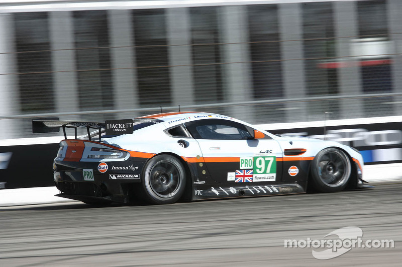 Aston Martin ready to debut Vantage on European circuit in Spa