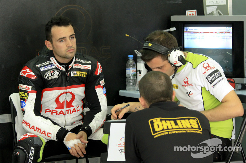 Pramac Racing Portuguese GP Friday practice report