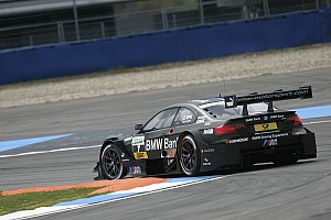 DTM Spengler scores maiden pole position for BMW at the Lausitzring