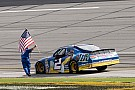 Keselowski wins at Talladega for sixth career cup victory