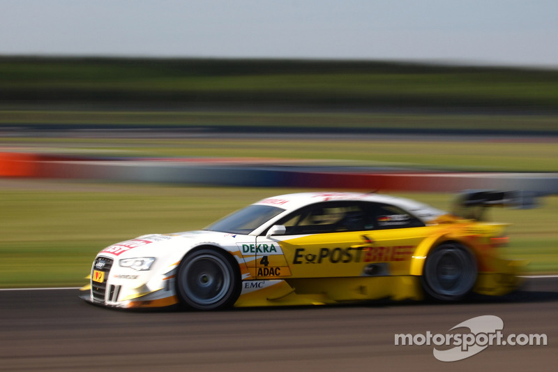 Audi quotes after the race at the Lausitzring
