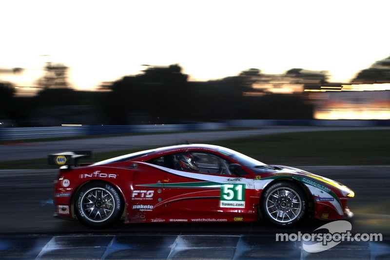 AF Corse heads to 6 Hours of Spa with four entries