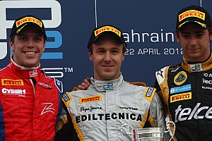 GP2 Series Bahrain race 1 report
