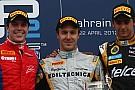 Series Bahrain race 1 report