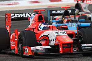 GP2 Arden Bahrain race 2 report