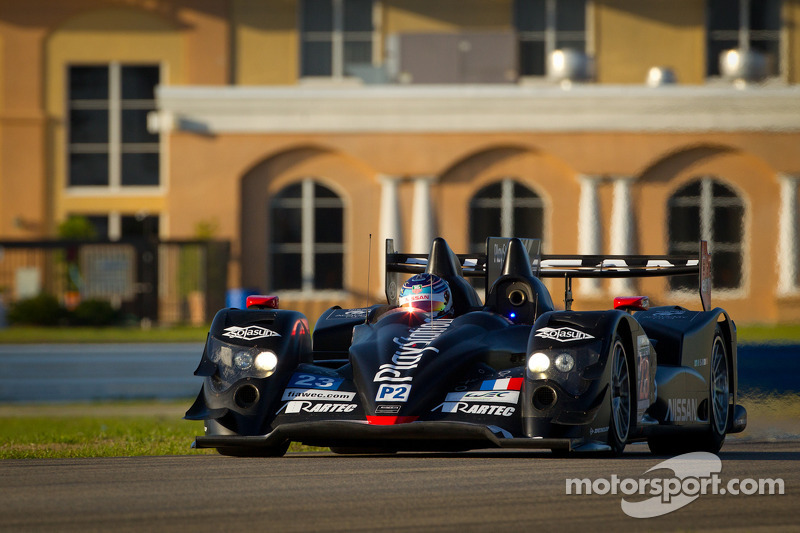 Nissan heads to Spa to size up rivals for Le Mans