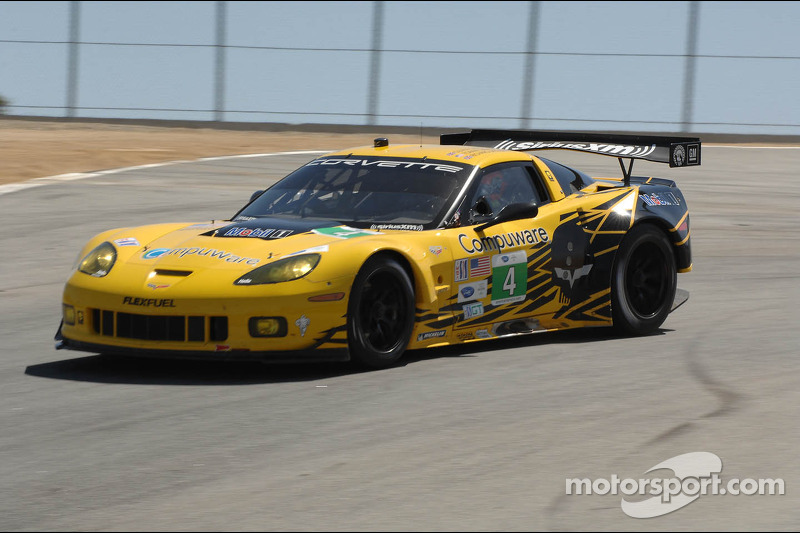 Corvette Racing Laguna Seca qualifying report
