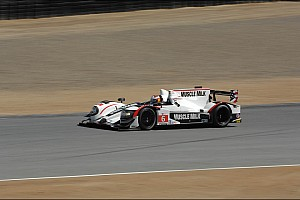 Series Laguna Seca qualifying report