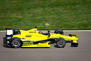 IndyCar Sarah Fisher Hartman Racing Indy 500 practice day 2 report