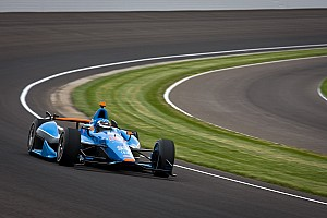 IndyCar SFHR Indy 500 practice day 4 report