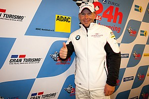Endurance BMW's Alzen blasts to Pole at Nurburgring 24 Hours