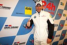 BMW's Alzen blasts to Pole at Nurburgring 24 Hours