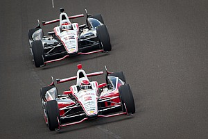 Team Penske enjoys productive Bump Day at Indianapolis
