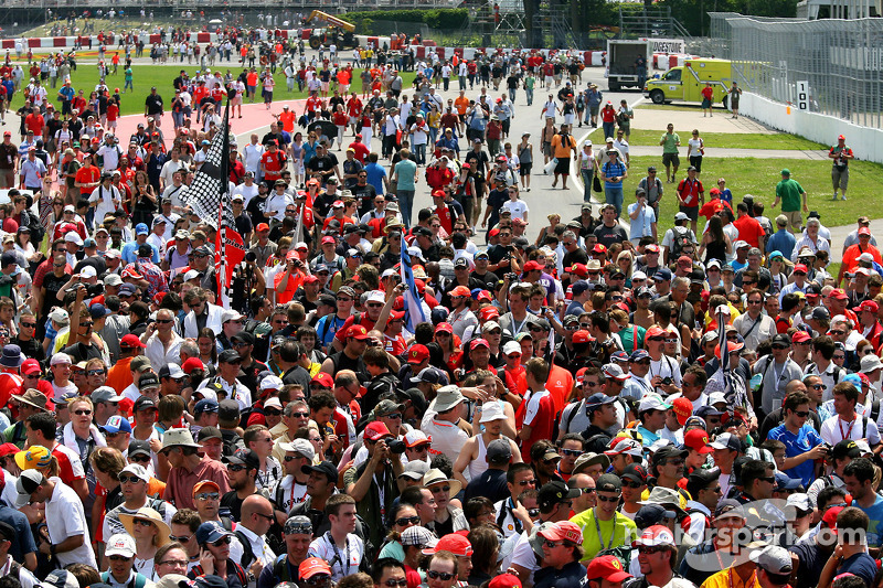 Student protests threaten 2012 Canada GP