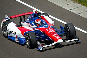 IndyCar Cunningham's first goal  at Indy 500  is to finish