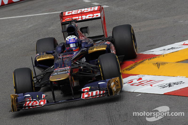 Toro Rosso hoped for better qualifying at Monaco