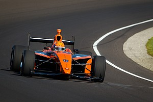 Indy Lights Younessi Racing Indianapolis race report