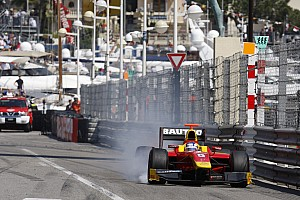 Disappointing Feature Race for Racing Engineering today at Monaco.