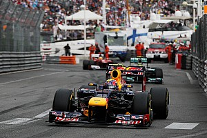 Monaco 'train' no 2012 thriller - report