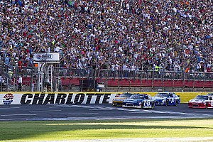 NASCAR Sprint Cup Charlotte race trumps Indy 500 in TV ratings