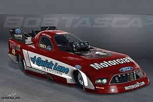 NHRA Bob Tasca Sr honored with special Mystery 4 paint scheme for Englishtown