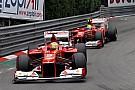 Alonso tips Massa to maintain Monaco form