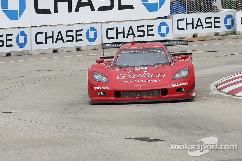 Fogarty leads DP qualifying, Cosmo on GT pole in Belle Isle