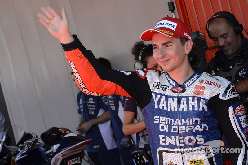 Lorenzo grabs home glory in Catalunya