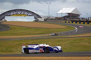 Le Mans Toyota Racing makes successful Le Mans debut