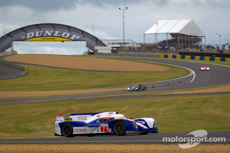 Toyota Racing makes successful Le Mans debut