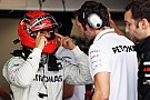 Mercedes target on Friday was to prepare for race in Montreal