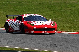 Grand-Am Jeff Segal builds on GT Points lead with 2nd-place at Mid-Ohio
