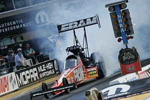 Top Fuel points leader Massey looks to atone for Englishtown hiccup