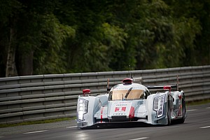 Le Mans Toyota runs out of steam as race approaches half-distance