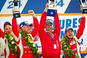 Formula 1 Ferrari wins top GT class at Le Mans