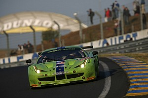 Krohn Racing captures podium finish at 80th Annual 24 Hours of Le Mans