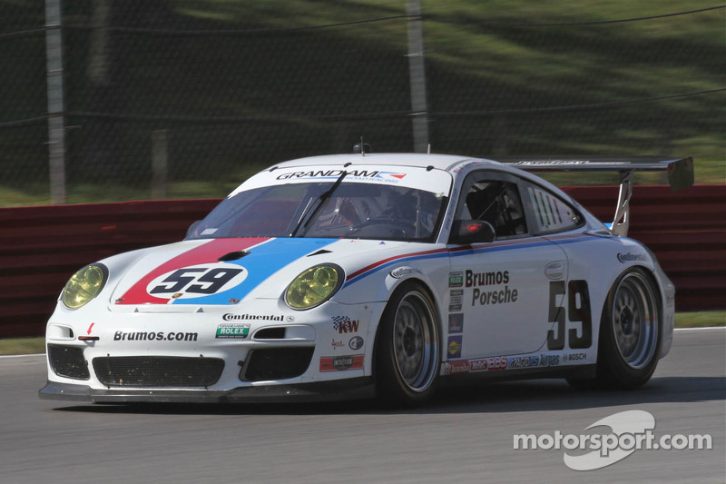 Brumos set to mark half-way point of 2012 at historic Road America