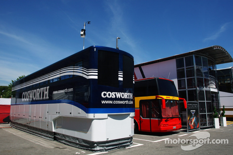Rivals suggest Cosworth set to quit F1