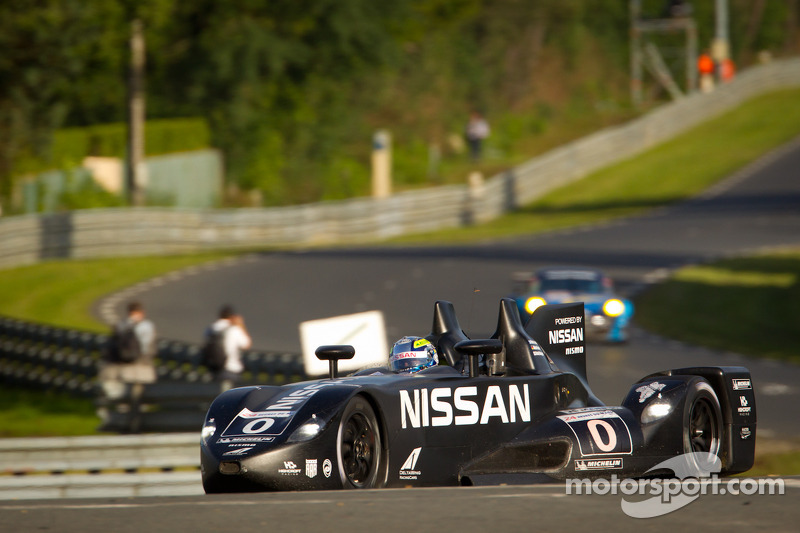 'We reached our goal' - Don Panoz on the Nissan DeltaWing project