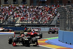 Formula 1 Breaking news Renault working to fix alternator headache