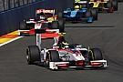 Top 10 GP2 Series debut for impressive rookie De Jong