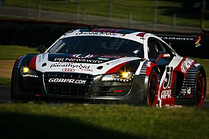 APR Motorsport brings momentum to The Glen
