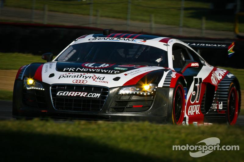 APR Motorsport brings momentum to The Glen