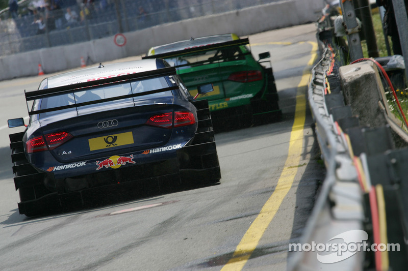 Audi at the Norisring: project home victory