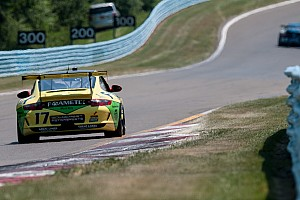 Grand-Am Qualifying report Seven Porsches to start Six Hours of The Glen