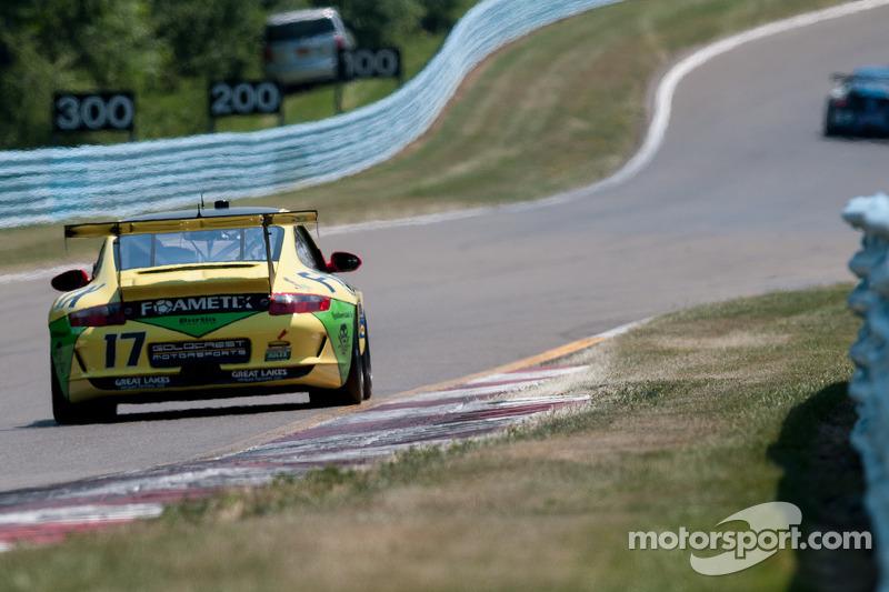 Seven Porsches to start Six Hours of The Glen